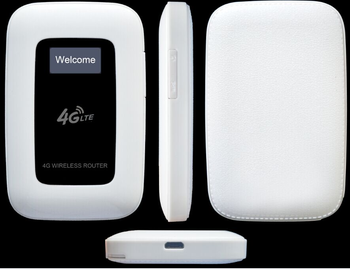 4G WIFI ROUTER WITH SIM CARD SLOT