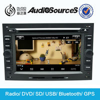 Hot car audio for Peugeot 307 Car DVD/cd/mp3 player with GPS/bluetooth/radio/SD/USB function