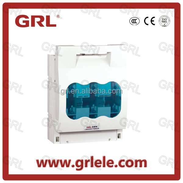 HR17-400/3 Switched Fuse Unit