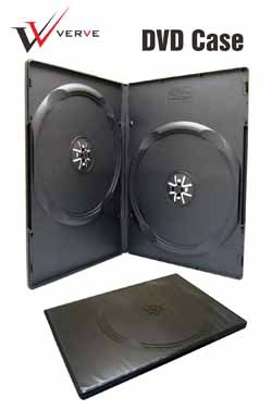 DVD Case VERVE 9 mm