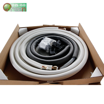 Air Conditioner Parts for Copper Pipe Insulation Air Conditioning / Copper-aluminum Connecting Pipe