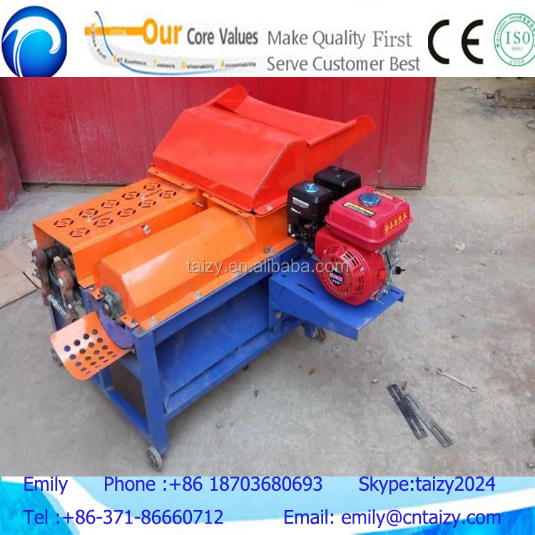 high efficiency diesel , gasoline , electric corn thresher machine for sale