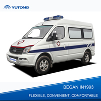 China Hot Sale New Ambulance Manufacturer