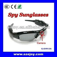 Best sell 4GB top quality sunglasses camera EJ-DVR-32A