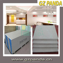Professional Paper Faced Protecting Waterproof Gypsum Plasterboard As Partition Wall