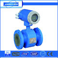 electromagnetic type flow meter with pulse output