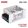 WODE 15W 12V 1.3A Switching Power Supply Ms-15-12