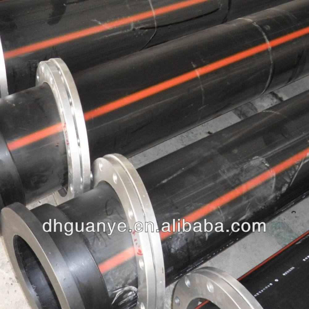 RTP pipe for underground mining of ore pulp