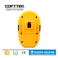 Battery 18V 3000mAh for DEWALT DE9039, DC9096, DW960K, DW999K 18 Volt Power Tools warranty