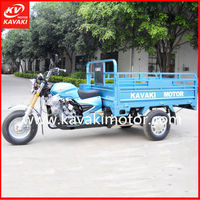 3 Wheel Cargo KAVAKI Engine 150cc 175cc 200cc 250cc Reverse Trike Tricycle