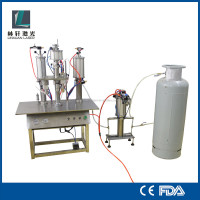 mouth spray filling machine for bad breath