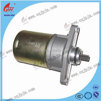 Scooter Starter Motor Motorcycle Starting Motor For Wholesale Motorcycle Parts