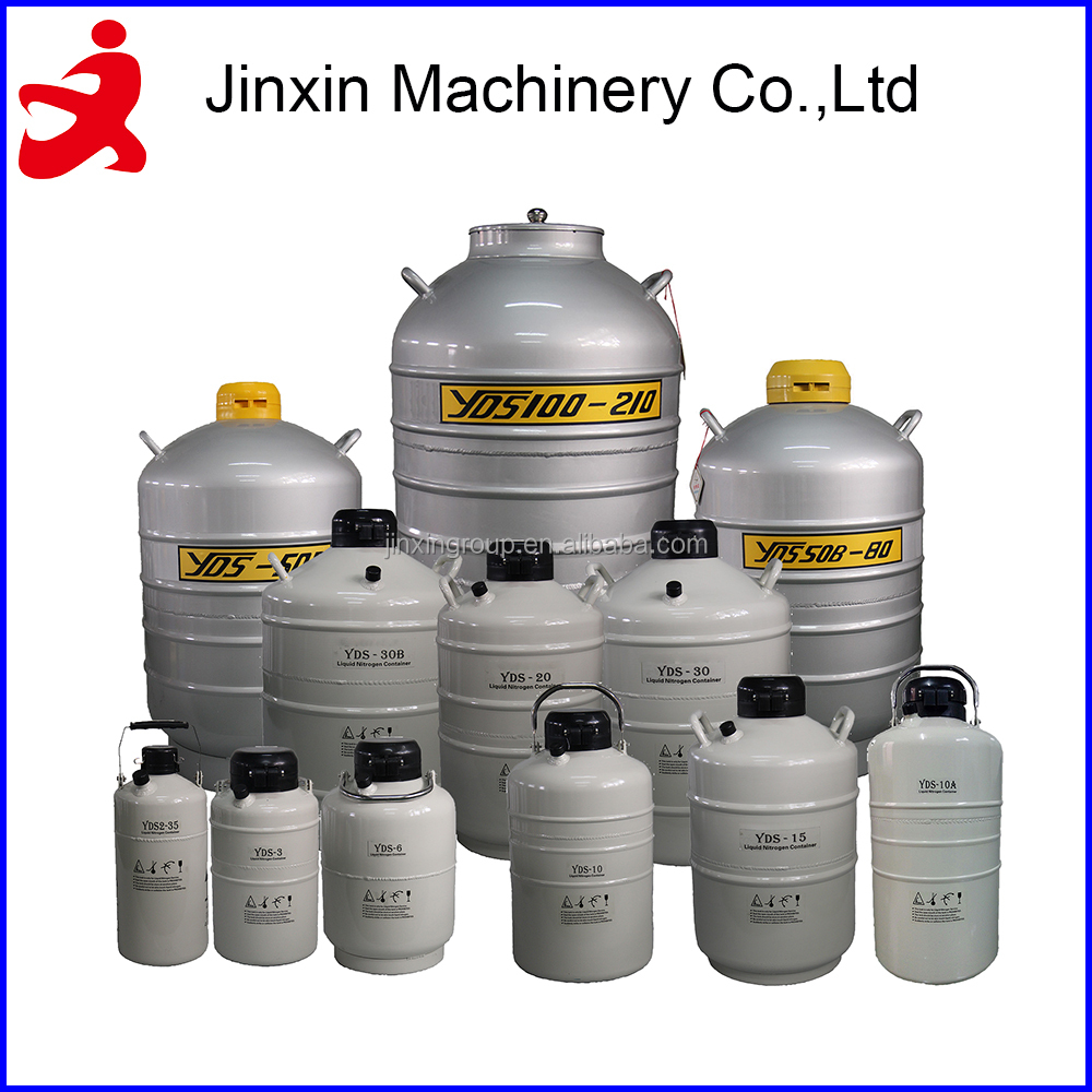 YDS-6 ISO CE Approved Small Capacity Liquid Nitrogen Tank