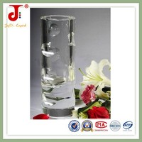Best Quality Tall Glass Flower Vase For Party Decoration
