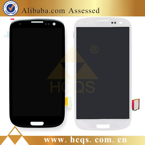 For Samsung s3 lcd display screen Mobile phone on China market for Samsung s3