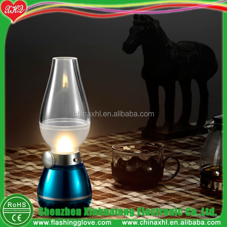 Led Kerosene Lamp Factory Manufacturer