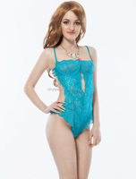 New stylish one piece lingeries hot sale women sexy teddy lingerie bed wear