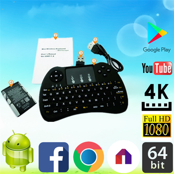 Best price of H9 air mouse for Android TV BT Mx3 Keyboard Mouse OEM Wireless remote control