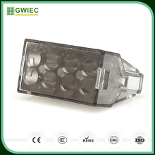 GWIEC Wenzhou Equivalent Electrical Spring Lever Splice Terminal Connector