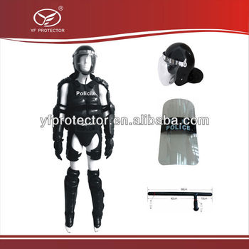 MANUFACTORY FOR BODY PROTECTOR SUIT