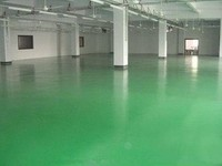 concrete floor crush resistantance epoxy resin flooring
