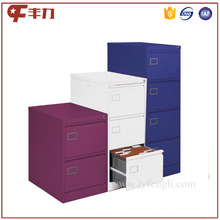 Cheap price metal chest of 4 drawers filing cabinet /prefab drawers