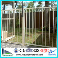 Australian 1926.1-2012 powder coated Flat Top Pool Fencing