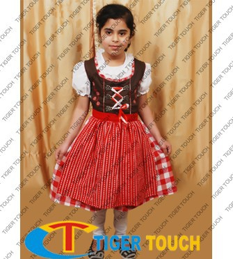 dirndls Children Kid Oktoberfest children German Traditional dress