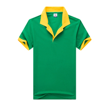 Customised Design Polo Shirt, Men's Cotton Polyester Polo T-Shirt, China