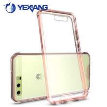 New Premium 2017 2 in 1 PC + TPU Air Hybrid Case For huawei P10