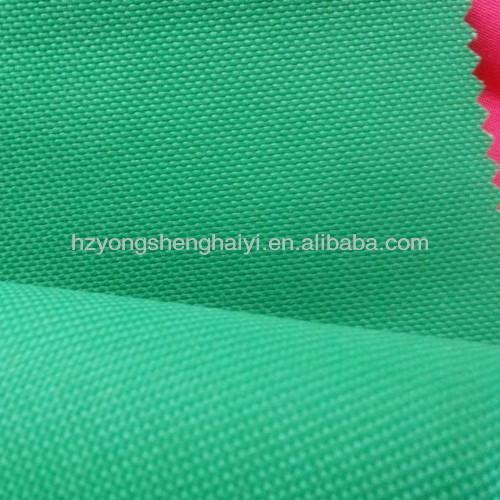900D 100% polyester oxford fabric pvc material for backpack fabric