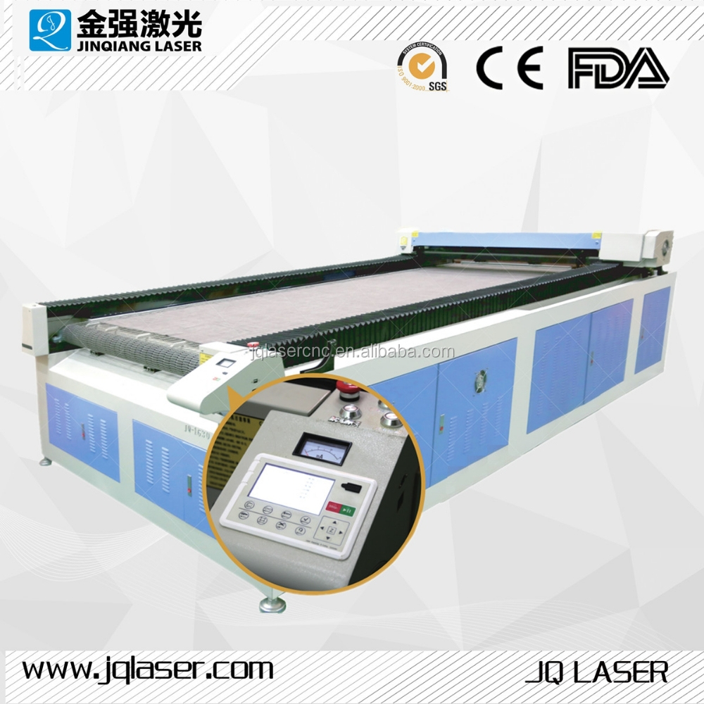 Hot sales auto feeding table cutting machine fabric cutter