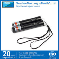 Aerospace aluminum 200mw free laser pointer