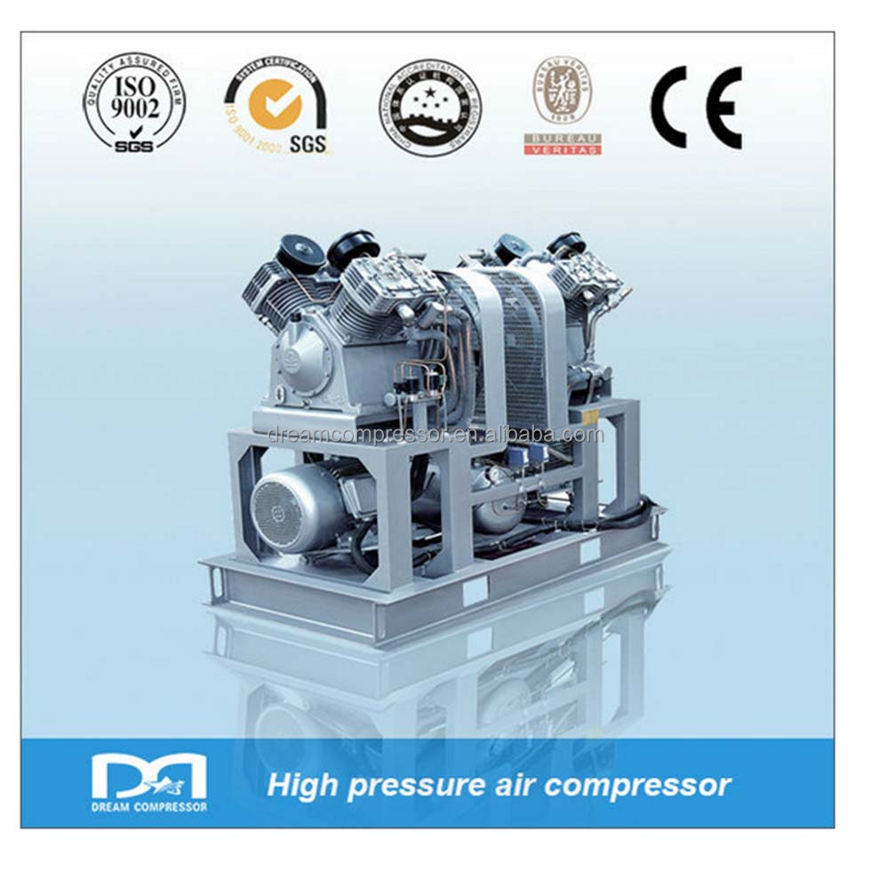 30KW 250bar High Pressure Air Compressor Reciprocating Air Compressor new china products for sale