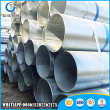 Good Sealed galvanized steel pipeconstruction material pipe food processing industries