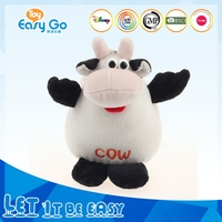 BSCI Audit real sex doll price soft plush cow baby stuffed toys