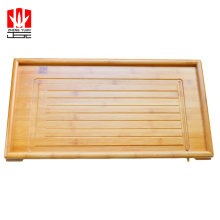 High Quality Multi-function Bamboo Tea Serving tray