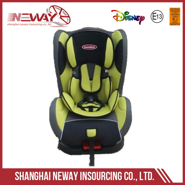 China gold supplier hot sale promotion safety baby carry basket seat for car