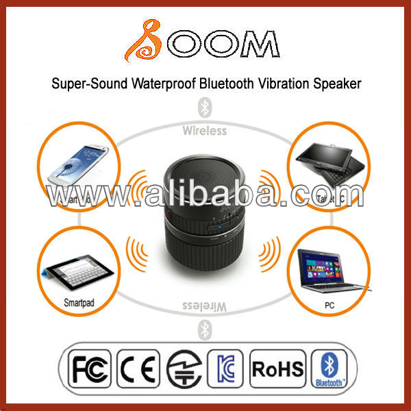 Conference CALL Bluetooth Vibration Speaker