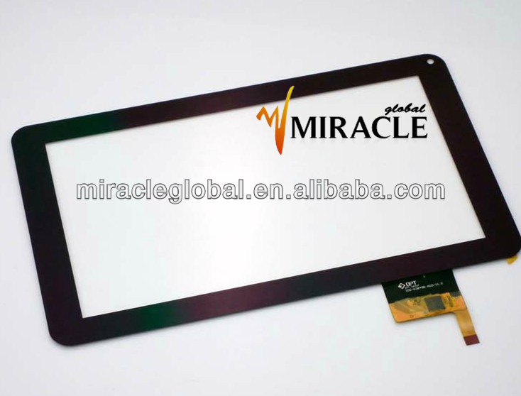 9.0 inch capacitive external touch screen control panel OPD-TPC0027 HD for tablet