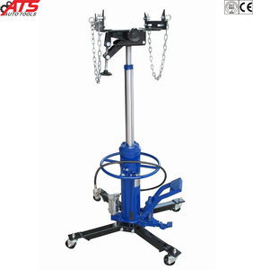0.5T Air/Hydraulic High Position Transmission Jack 2 Stage Car Position Jack with CE