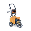 JZ818 wheel high pressure washer for export