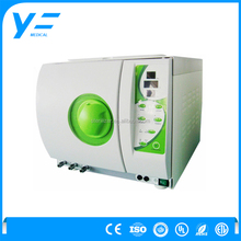Trustworthy China Supplier 23L Class B 3-times Pre-vacuum Preceding Vacuum Drying Dental Esterilizador Autoclave