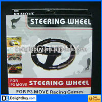 Steering Racing Wheel for PS3 Move Controller with retail package