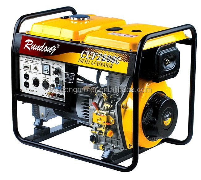 Cheap Silent Portable Manual Electric Generators Made In China