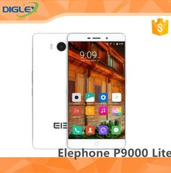 "Original 5.5"" Elephone P9000 Lite Mobile Phone Android 6.0 MTK6755 Octa Core 4GB RAM 5.0+13.0MP USB Type-C"