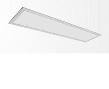 120*30mm commercial office LED panel pendent lights