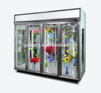High quality vertical flower coolers