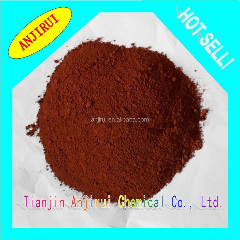 Hot selling Inorganic paint pigment Fe2O3/red iron oxide for concrete additive at the best price