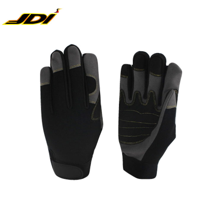 JDI- RW19566 Highly <strong>Safety</strong> Impact Resistant <strong>Safety</strong> Working Mechanical Glove
